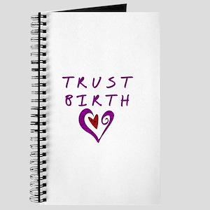 Trust Birth Journal