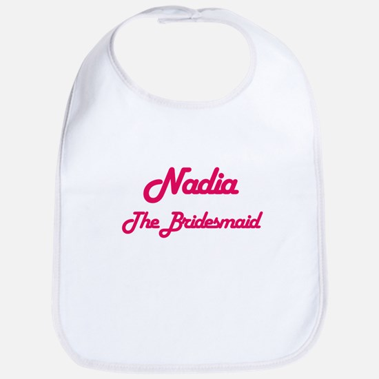 Nadia - The Bridesmaid Bib