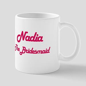 Nadia - The Bridesmaid Mug