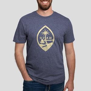 Guam Women's Dark T-Shirt