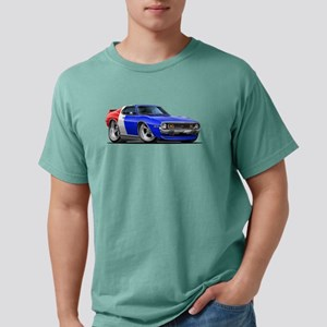 Javelin Red White Blue Car T-Shirt