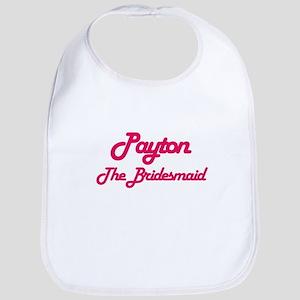 Payton - The Bridesmaid Bib
