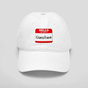 Hello my name is Caroline Cap