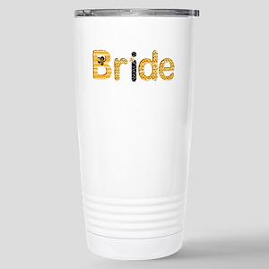 Bee-utiful Bride Stainless Steel Travel Mug