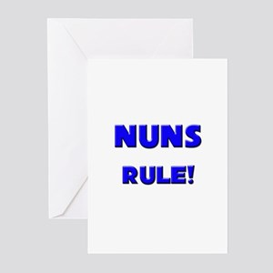 Nuns Rule! Greeting Cards (Pk of 10)
