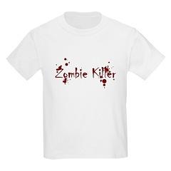 Zombie Killer Splatters T-Shirt
