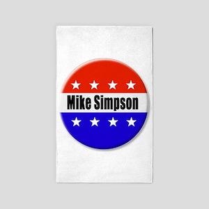 Mike Simpson Area Rug