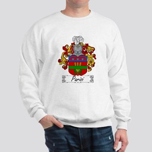 Parisi Family Crest Sweatshirt