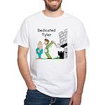 Masonic Tyler Humor White T-Shirt