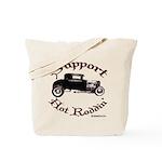 Tote Bag-SUPPORT HOT RODDIN