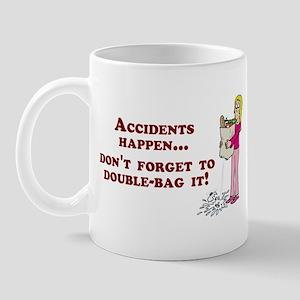 """""""Double-Bag It"""" Mug"""