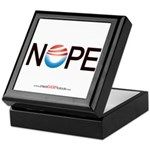 """NOPE"" Keepsake Box"