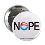 """NOPE"" 2.25"" Button (10)"
