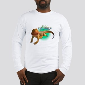 Bearded Dragon Got Crickets 5 Long Sleeve T-Shirt