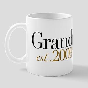 New Grandpa 2009 Mug