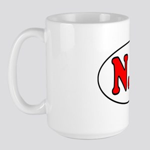 Luv New Orleans Large Mug