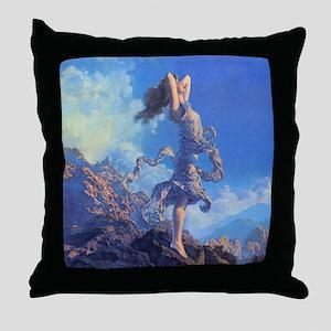 Ecstasy Throw Pillow