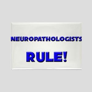 Neuropathologists Rule! Rectangle Magnet
