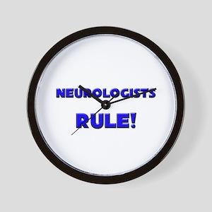 Neurologists Rule! Wall Clock