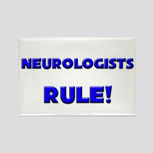 Neurologists Rule! Rectangle Magnet