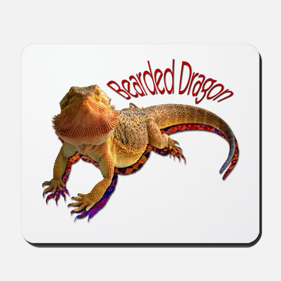 Bearded Dragon III Mousepad