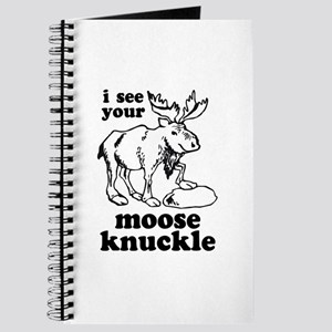 Moose Knuckle Journal