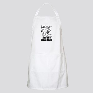 Moose Knuckle BBQ Apron