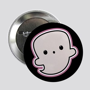 "Baby Ghost 2.25"" Button"