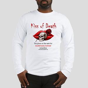 Kiss of Death Long Sleeve T-Shirt