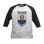 USS COOK Kids Baseball Jersey