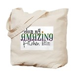 Join My Team - Kitchen Tote Bag