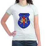 USS COONTZ Jr. Ringer T-Shirt
