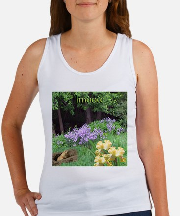 Imbolc Tank (Fitted, White)