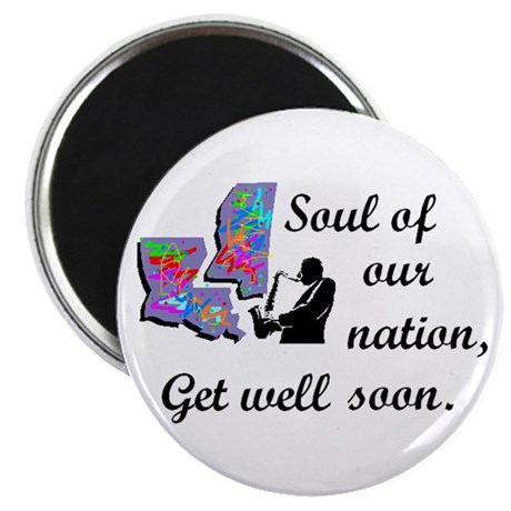 """Soul of our Nation, 2.25"""" Magnet (10 pack)"""
