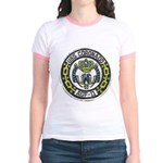 USS CORONADO Jr. Ringer T-Shirt