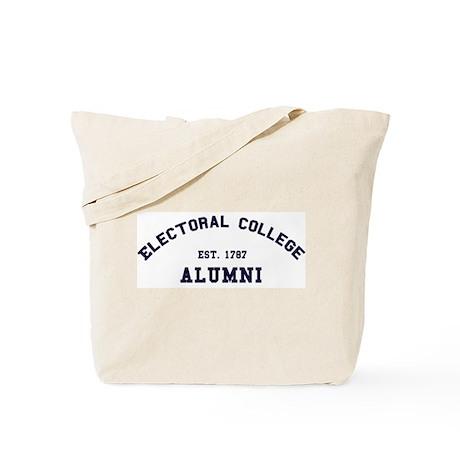 """Electoral College"" Alumni Tote Bag"