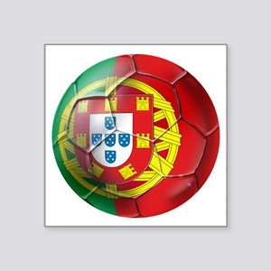 Portuguese Football Soccer Sticker