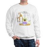 Modern Mason and the Old Master Sweatshirt