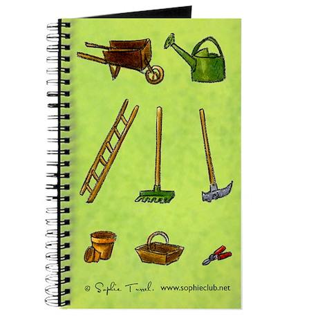 Garden Journal by Sophie Turrel