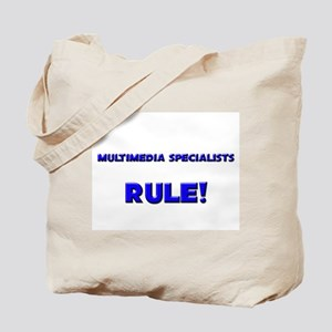 Multimedia Specialists Rule! Tote Bag