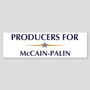 PRODUCT DEMONSTRATORS for McC Bumper Sticker