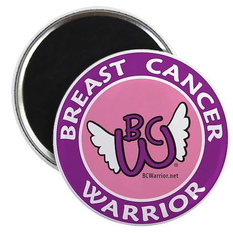"""""""BC Warrior"""" Magnet (10)"""