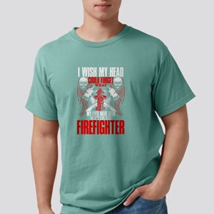My Eyes Have Seen Retired Firefighter T Sh T-Shirt