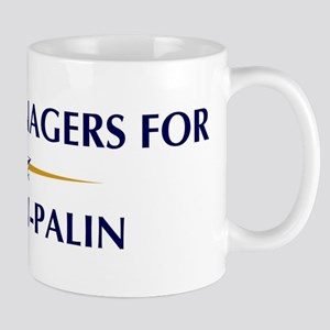 OFFICE MANAGERS for McCain-Pa Mug