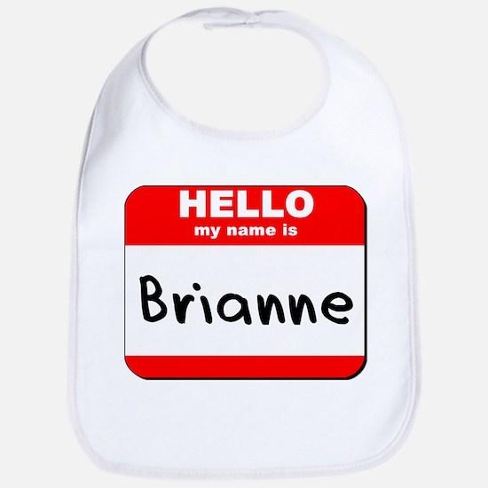 Hello my name is Brianne Bib