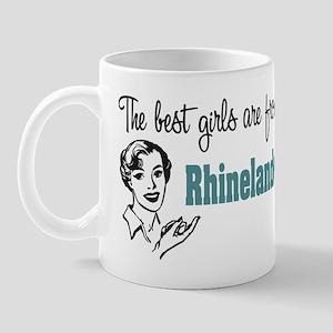 Best Girls Rhinelander Mug
