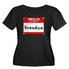Hello my name is Brendon T