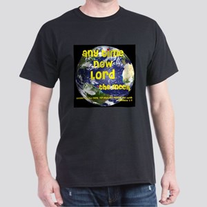 Any Time Lord Dark T-Shirt