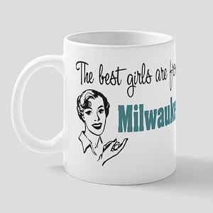 Best Girls Milwaukee Mug