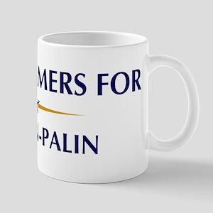 DAIRY FARMERS for McCain-Pali Mug